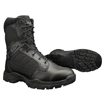 5. Maelstorm Men's LANDSHIP 8 Inch Military Tactical Duty Work Boot with Zipper