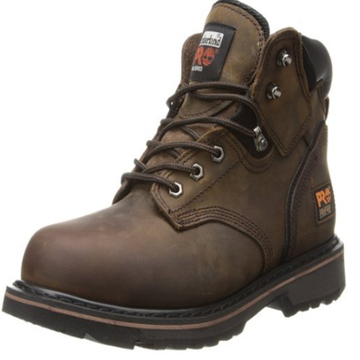 """9. Ever Boots """"Tank"""" Men's Soft Toe Oil Full Grain Leather Insulated Work Boots Construction Rubber Sole"""