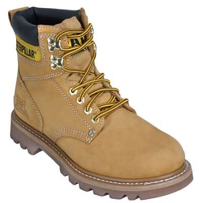 1. Caterpillar Men's Second Shift Steel Toe Work Boot