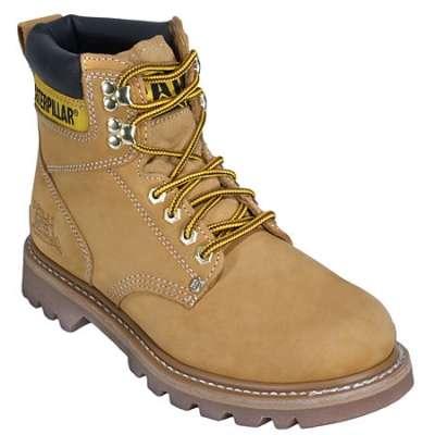 1. Caterpillar Men's Second Shift Steel Toe Work Boot