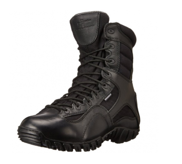 1. Belleville TR960ZWP KHYBER Lightweight Waterproof Side-Zip Tactical Boot