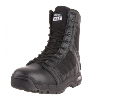 5. Original S.W.A.T. Men's Metro Air 9-Inch Side-Zip Tactical Boot