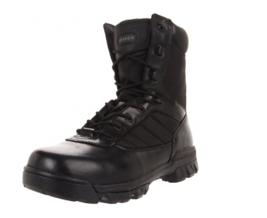 6. Bates Men's Ultra-Lites 8 Inches Tactical Support Side-Zip Boot