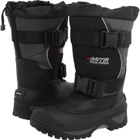 1. Baffin Men's Wolf Snow Boot