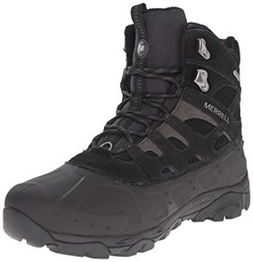 5. Merrell Men's Moab Polar Waterproof Winter Boot