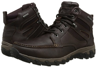7. Rockport Men's Cold Springs Plus MC Toe Snow Boot