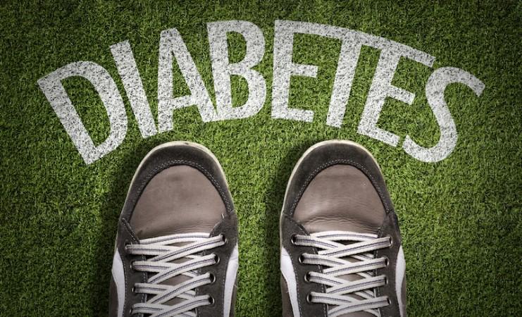 Best Diabetic Shoes-on grass-diabetes