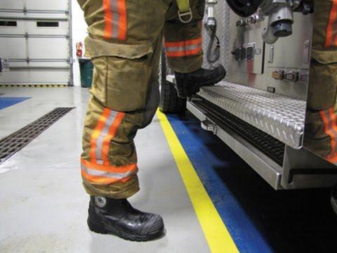 best firefighter boots- pair