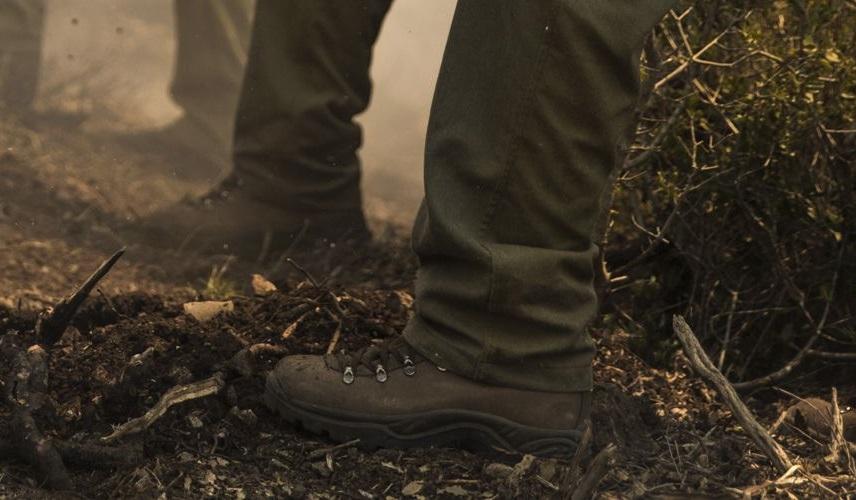 best firefighter boots- tempurature regulation