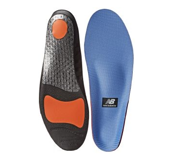 2. New Balance Insoles IUSA3810 Supportive Cushioning Insole