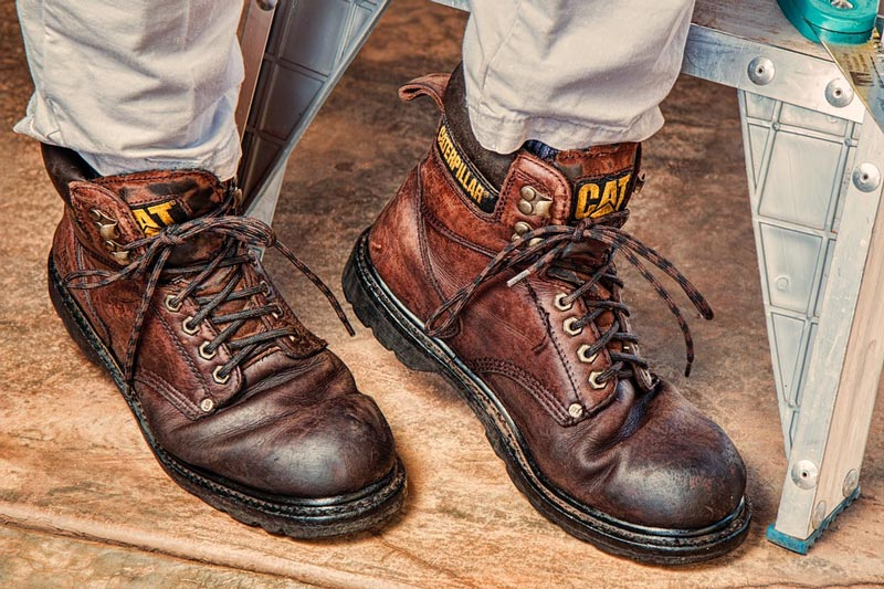 Best Construction Boots-steel toe boot