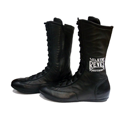 8. Cleto Reyes Leather High Top