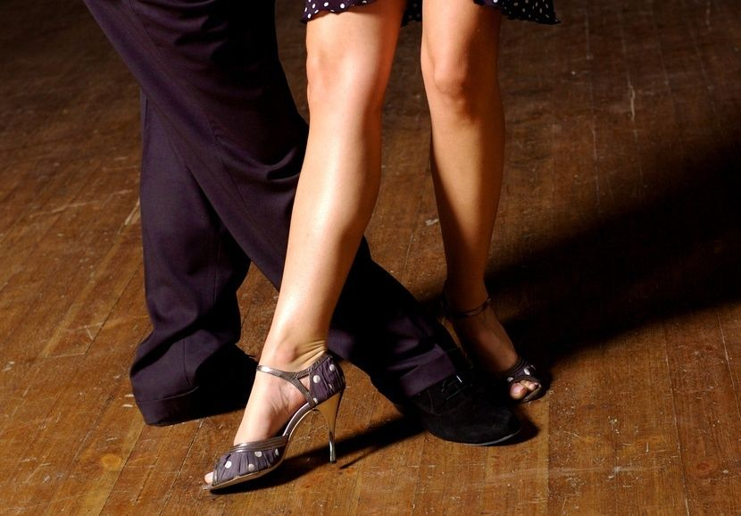 Tango Shoes Wide Toes