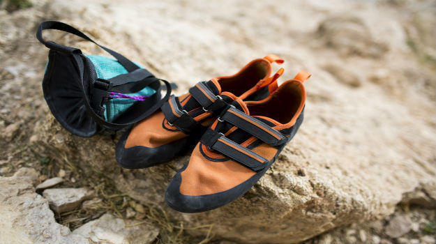 Best-Climbing-Shoes-closure system