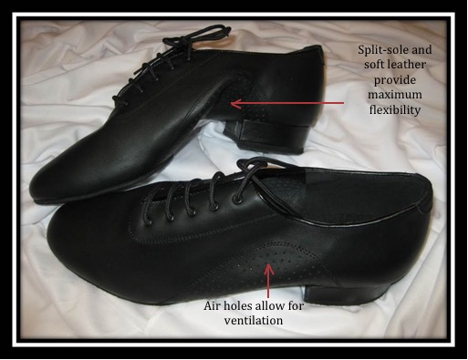 Flexibility-Best-Ballroom-Shoes-Reviewed