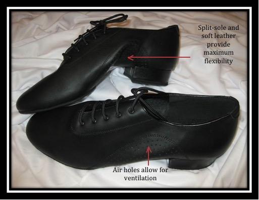 Flexibility-Best-Ballroom-Shoes-Reviewed