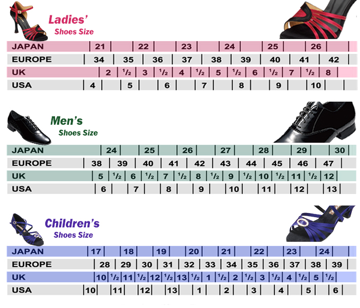 finding the right shoe size for you and your family