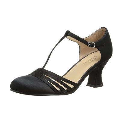 2. Ellie Shoes Women's 254 Lucille Dress Pump