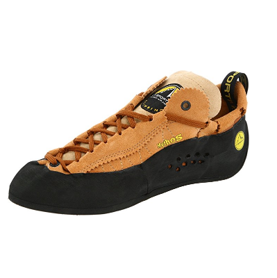 10. La Sportiva Mythos Vibram XS Edge Climbing Shoe