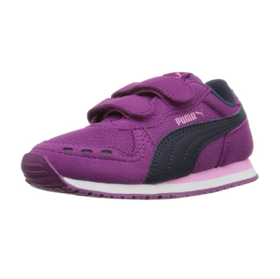 8. PUMA Cabana Racer Mesh V Kids Shoe (Toddler/ Little Kid/ Big Kid)