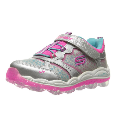 2. Skechers Kids Skech Air Bungee Strap Sneaker (Little Kid/Big Kid/Toddler)