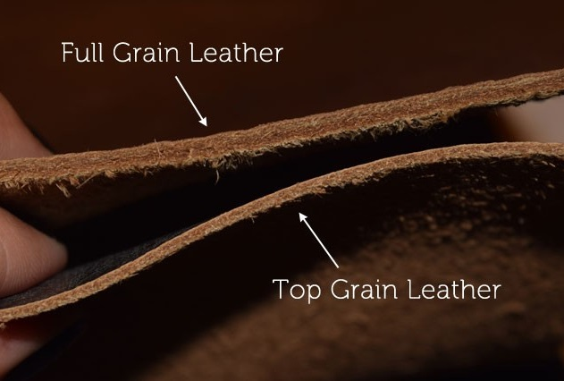 best moccasins-leather types