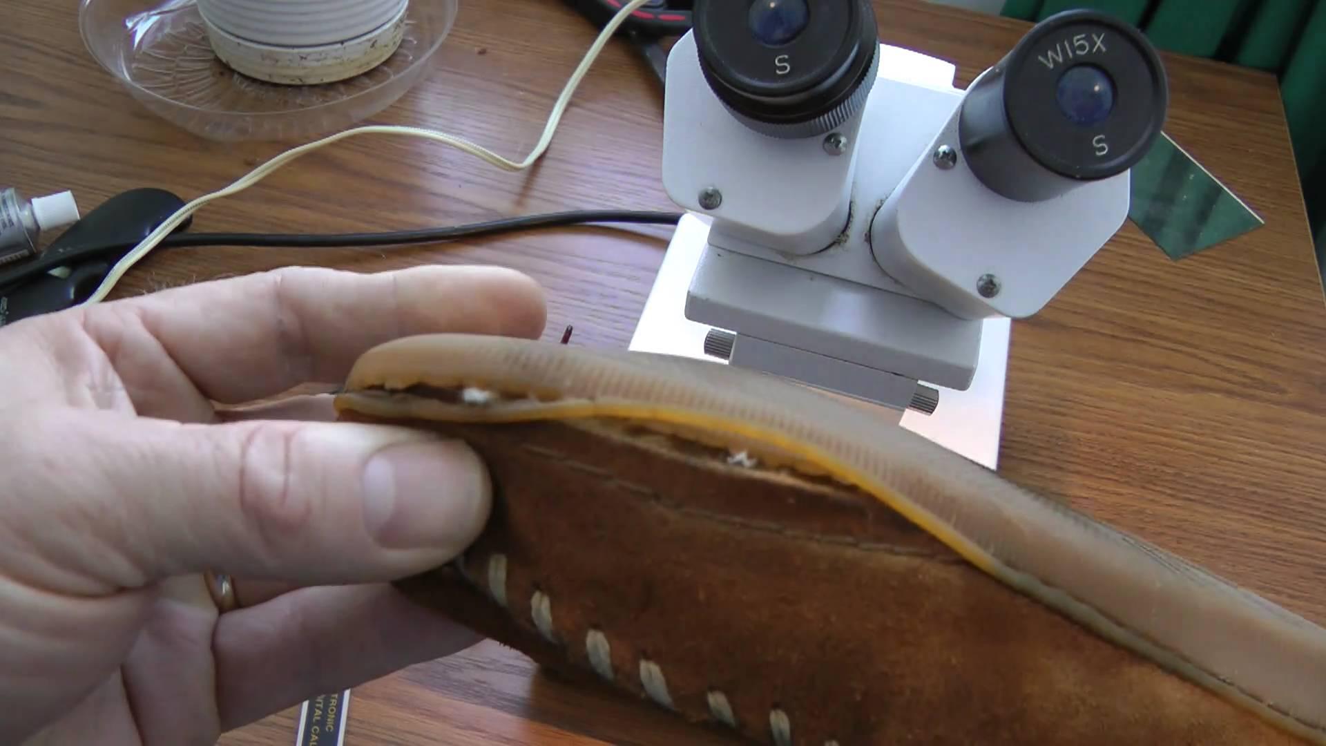 best moccasins-stitching