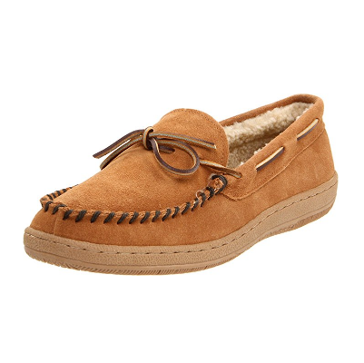 3. Hideaways by L.B. Evans Men's Morgan Moccasin