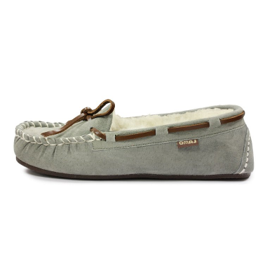 5. Lamo Women's Britain MC II Moccasin
