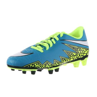 5. Women's Nike HyperVenom Phade II (FG) Soccer Cleat