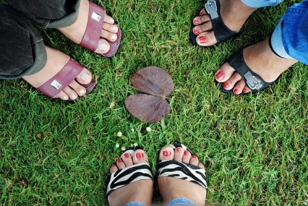 Keep Your Toenails Healthy