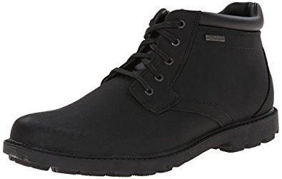3. Rockport Men's Waterproof Storm Surge Toe Boot