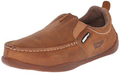 9. Georgia Boot Men's Cedar Falls Work Shoe