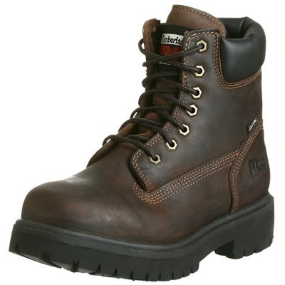 1. Timberland Pro Direct Attach Soft Toe