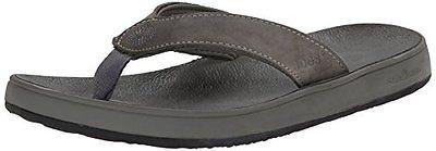 7. Bogs Hudson Leather Flip Flop