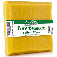 Stakich Pure Beeswax