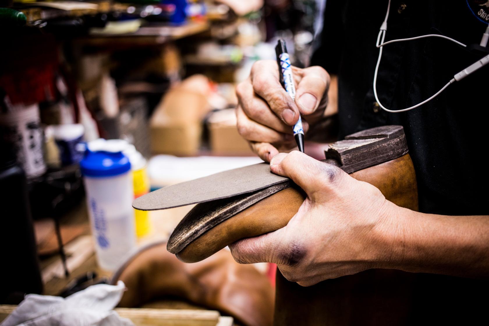 Shoe-Repair-Resoling your footwear