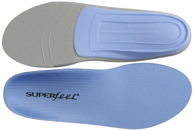 2. Superfeet Blue Premium