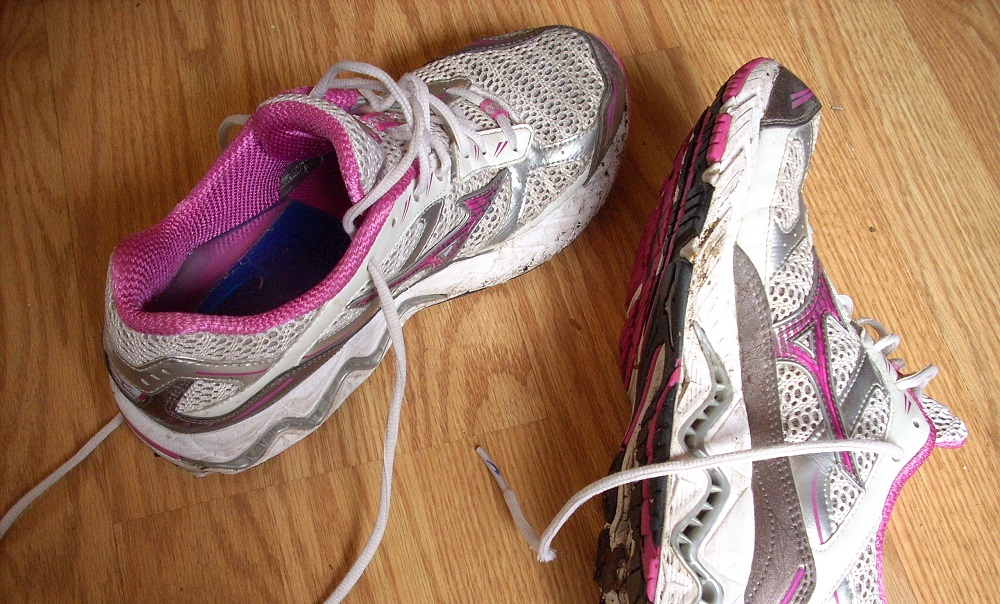 Athletes Foot Treatment - Contaminated shoes