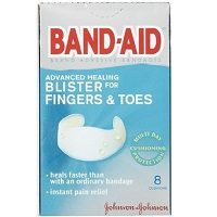 Band-Aid Toe Cushions