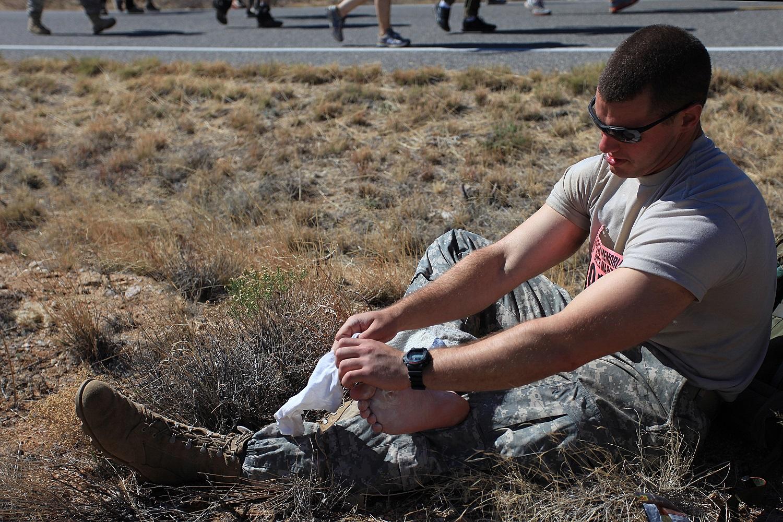 Foot Blister Prevention & Treatment - Running Blister