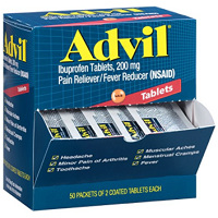 Advil with Ibuprofen
