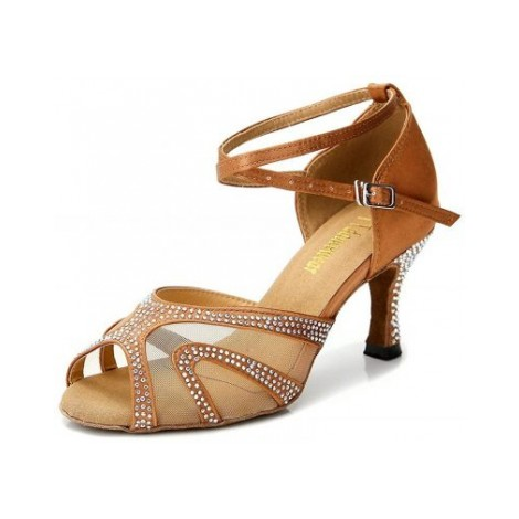 5. TTDancewear Rhinestone Bachata