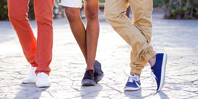 Best Casual shoes- men wearing shoes