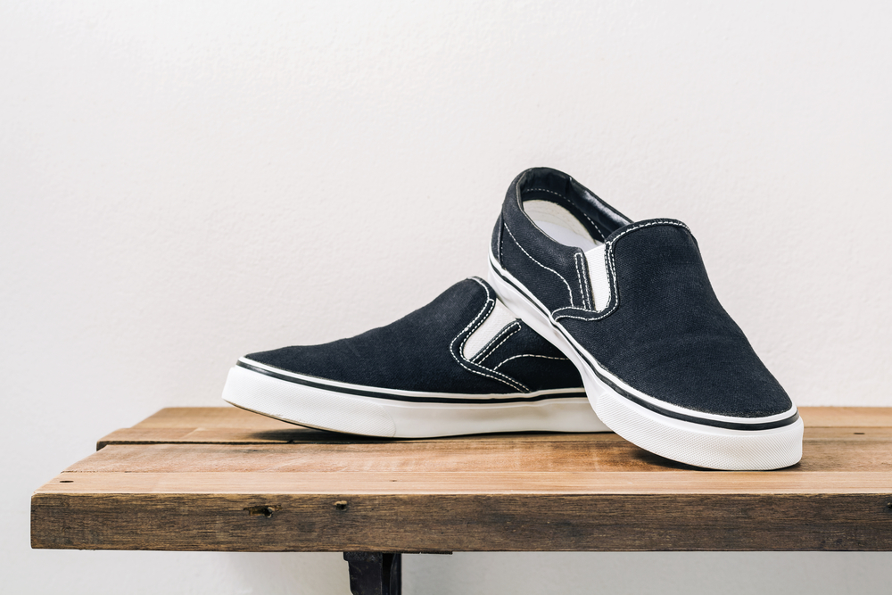Best Casual shoes- pair of vans