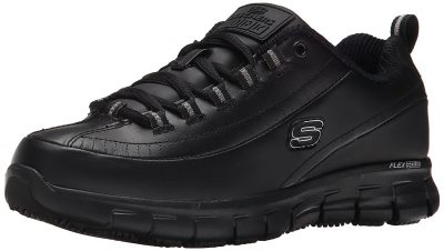 Skechers Sure Track Trickel shoes for standing all day