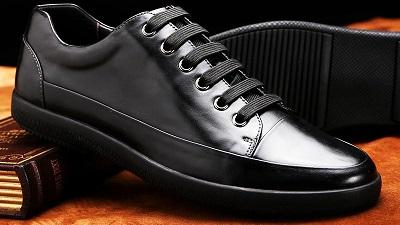 best designer shoes- black shoes