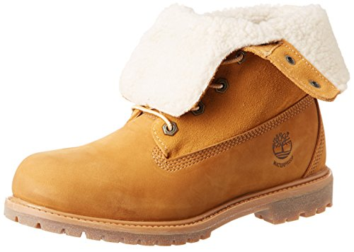 6. Timberland Teddy Fleece Fold-Down