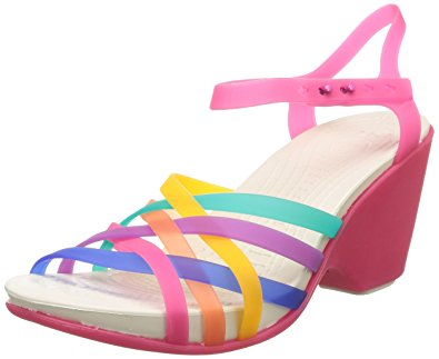 10. Crocs Huarache Wedge
