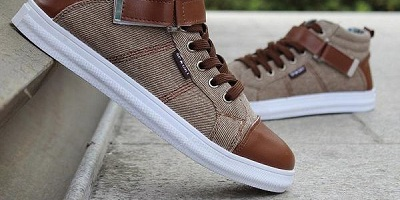 Best Canvas Shoes- strap shoes